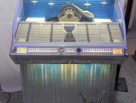Wurlitzer Juke Box - testo alternativo